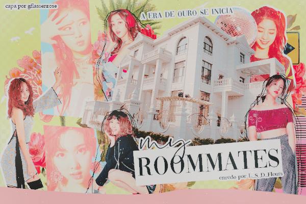 Fanfic / Fanfiction My Roommates (interativa)