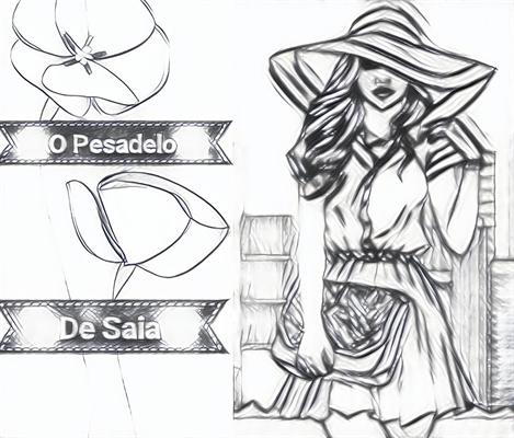 Fanfic / Fanfiction O Pesadelo de Saia