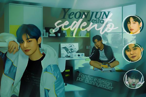 Fanfic / Fanfiction Yeonjun está sedento - Yeonbin(TXT)