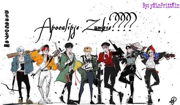 Fanfic / Fanfiction Apocalipse Zumbi???? (Namjin, Jikook, Taeyoonseok, Etc...)