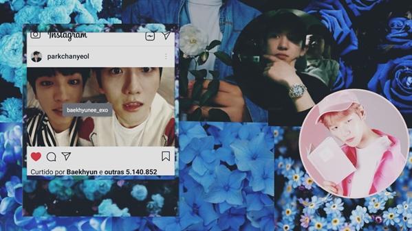 Fanfic / Fanfiction Chanbaek: Instagram