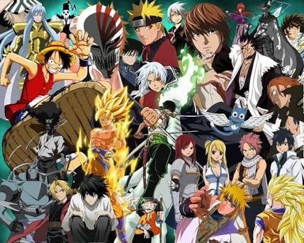 Fanfic / Fanfiction Guerra De Animes