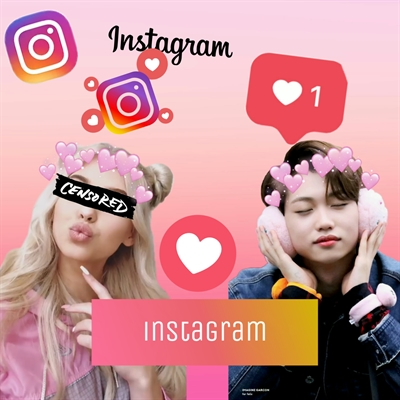 Fanfic / Fanfiction Instagram Lee Felix INTERATIVA