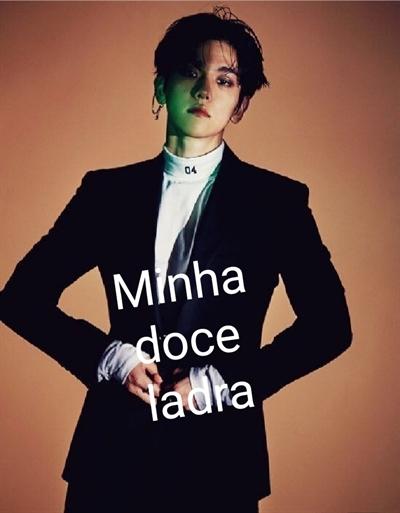 Fanfic / Fanfiction Minha doce ladra( imagine Baekhyun)