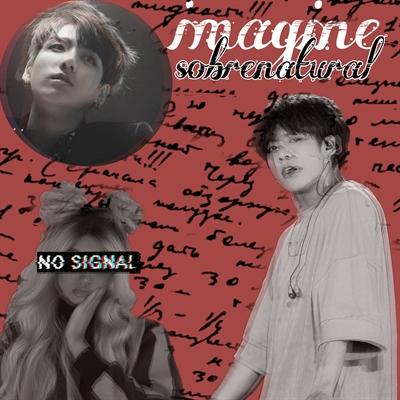Fanfic / Fanfiction My Hybrid-Imagine Jungkook-Cap.:1