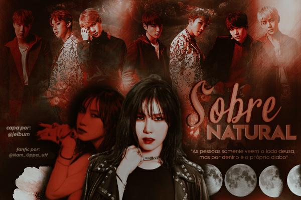 Fanfic / Fanfiction Sobrenatural(imagine BTS Kim Taehyung)