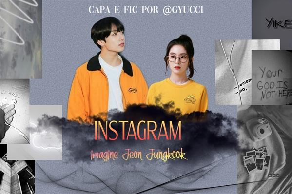 Fanfic / Fanfiction Instagram - Imagine Jeon Jungkook