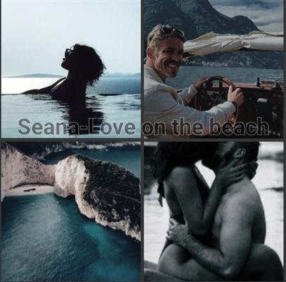 Fanfic / Fanfiction Seana-Love on the beach