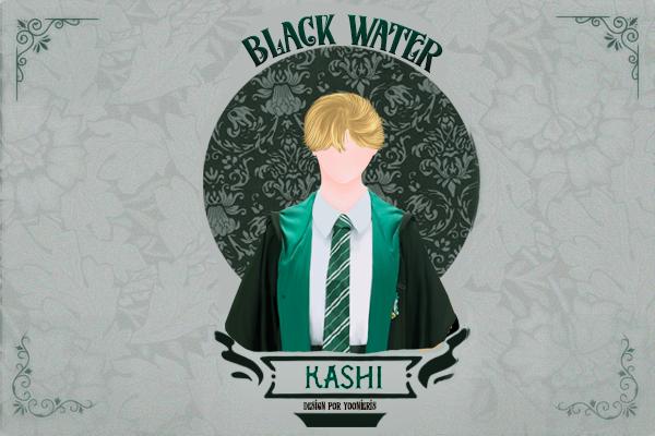 Fanfic / Fanfiction Black Water