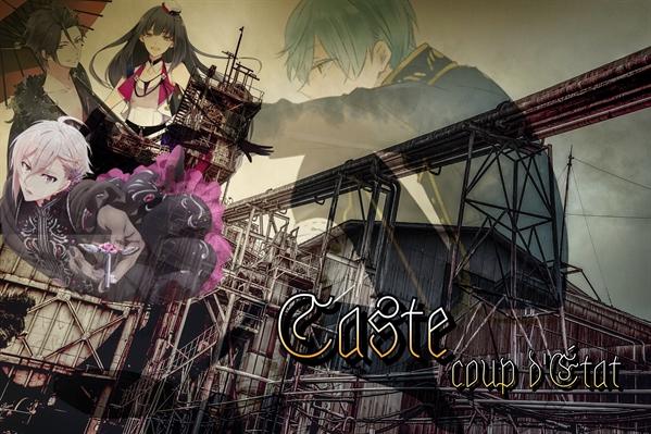 Fanfic / Fanfiction Caste - Interativa
