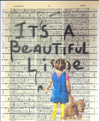 Fanfic / Fanfiction Its a Beautiful life