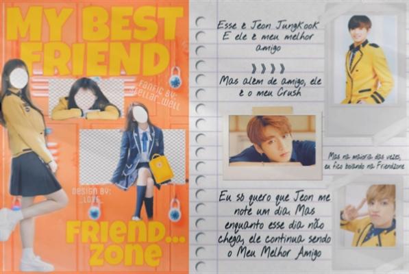 História My Best Friend - Jeon Jungkook - História escrita por
