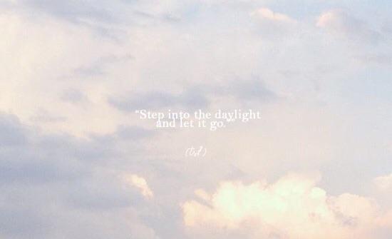 Fanfic / Fanfiction Daylight (Seungseok)