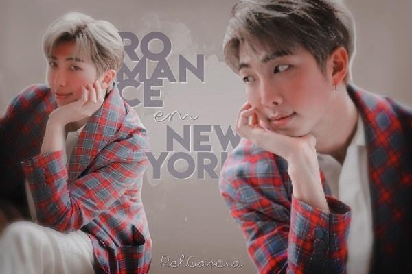 Fanfic / Fanfiction Romance em New York - Imagine Namjoon
