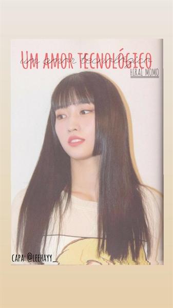 Fanfic / Fanfiction Tecnológico amor - Imagine Hirai Momo