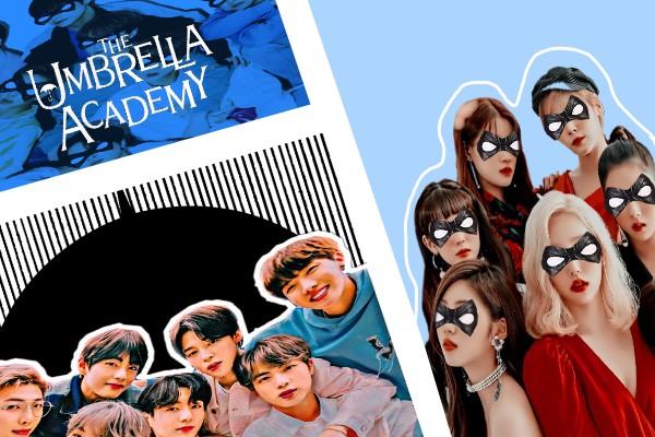 Fanfic / Fanfiction The Umbrella Academy - Interativa BTS