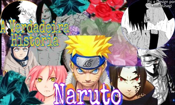 Fanfic / Fanfiction A verdadeira história Naruto (NaruSasu)