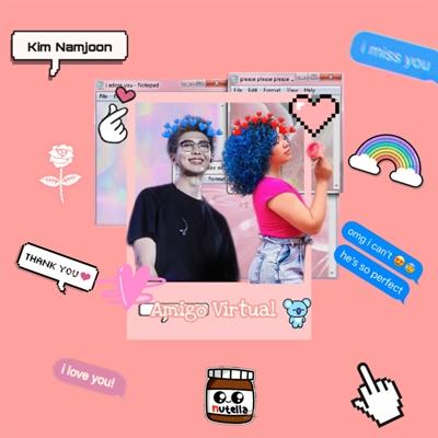 Fanfic / Fanfiction Amigo Virtual