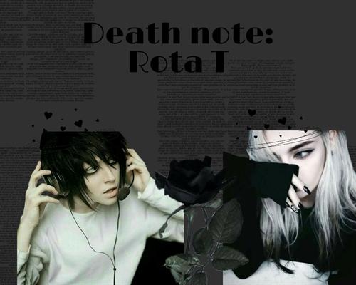 Fanfic / Fanfiction Death note: rota T