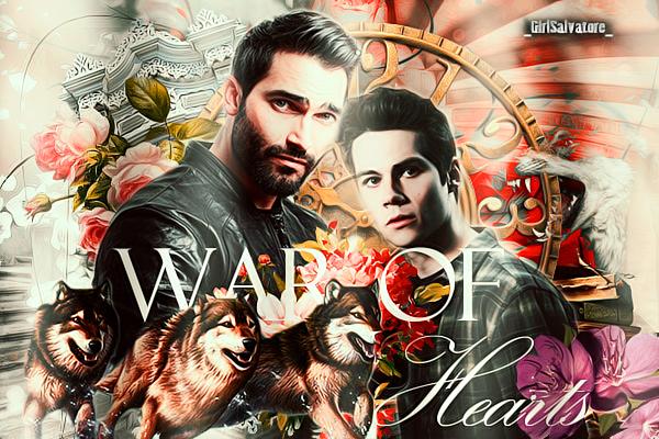 Fanfic / Fanfiction War Of Hearts - Sterek