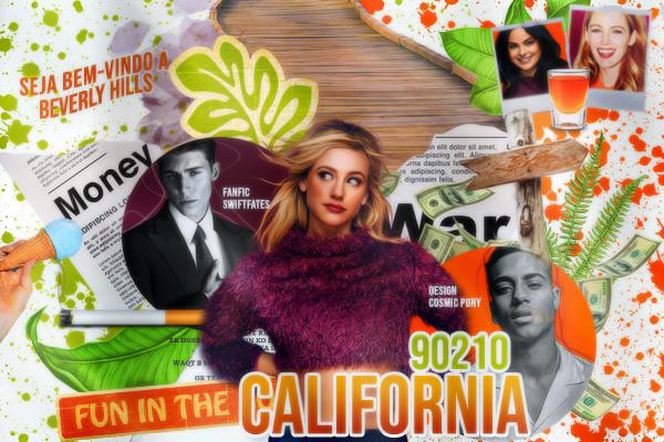 Fanfic / Fanfiction 90210, Califórnia - interativa