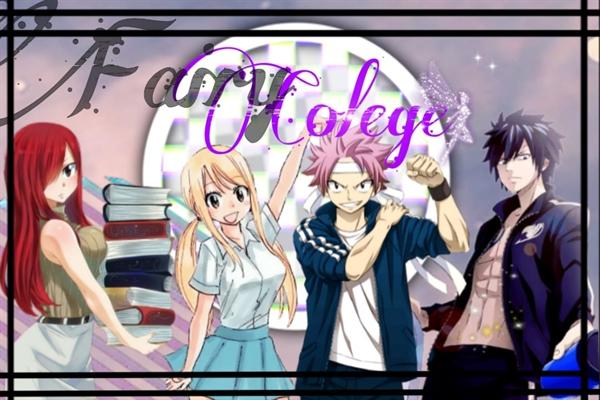 Fanfic / Fanfiction Fairy College !!!