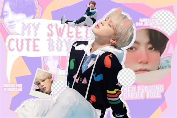 Fanfic / Fanfiction My sweet cute boy - jikook
