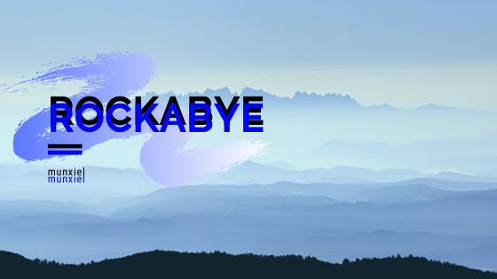 Fanfic / Fanfiction Rockabye