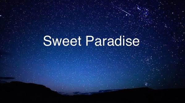 Fanfic / Fanfiction Sweet Paradise