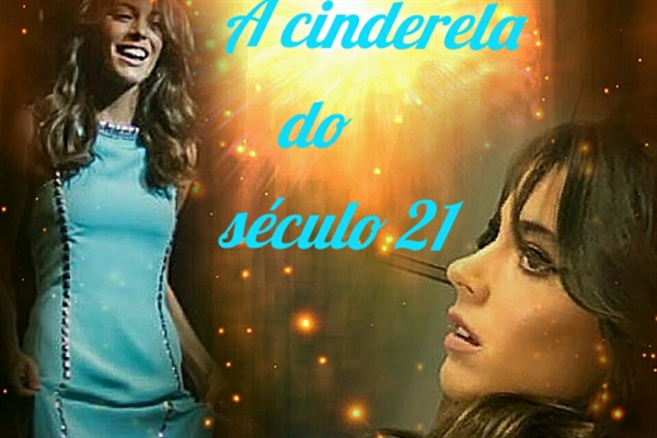 Fanfic / Fanfiction A Cinderela do Século 21- Sebastini