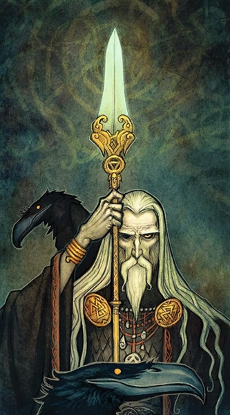 Fanfic / Fanfiction Guia de Magia e Mitologia do Mestre Bruno