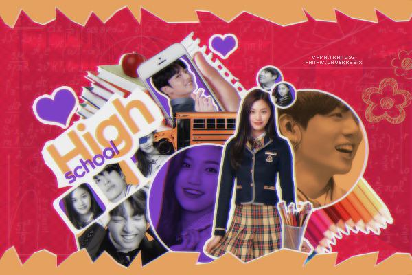Fanfic / Fanfiction High School - Imagine Jeon Jungkook