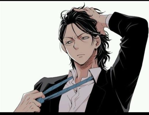 Fanfic / Fanfiction My Sensei (imagine Aizawa)