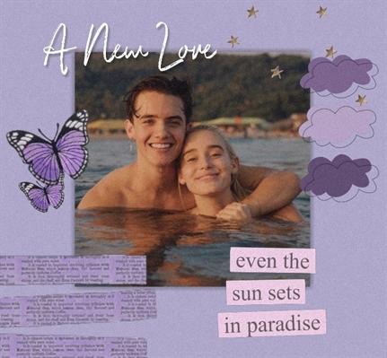 Fanfic / Fanfiction A New Love - Noart