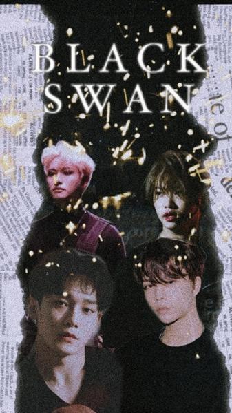 Fanfic / Fanfiction Black Swan - Imagine Johnny (NCT)