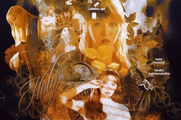 Fanfic / Fanfiction Holy - Moonsun