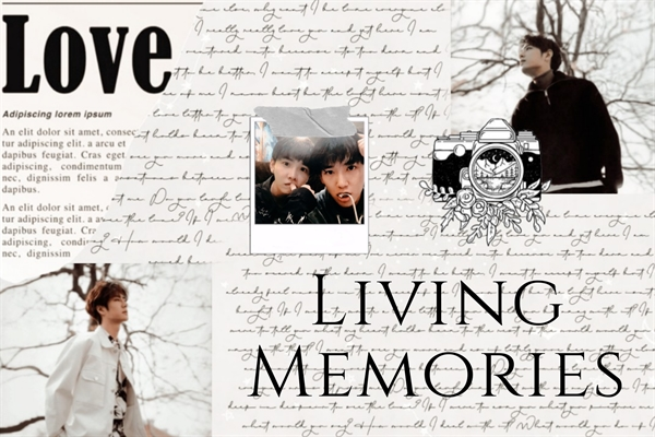 Fanfic / Fanfiction Living Memories
