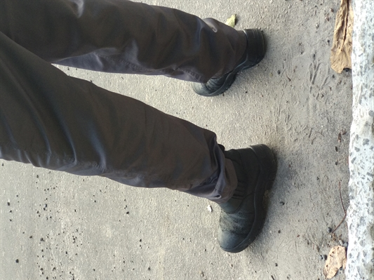 Fanfic / Fanfiction O chulé na bota do trabalhador