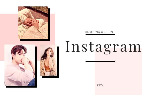 Fanfic / Fanfiction The Instagram - Imagine JinYoung