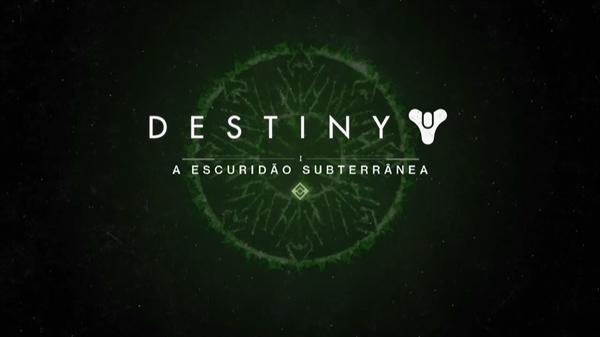 Fanfic / Fanfiction Destiny A escuridão subterrânea