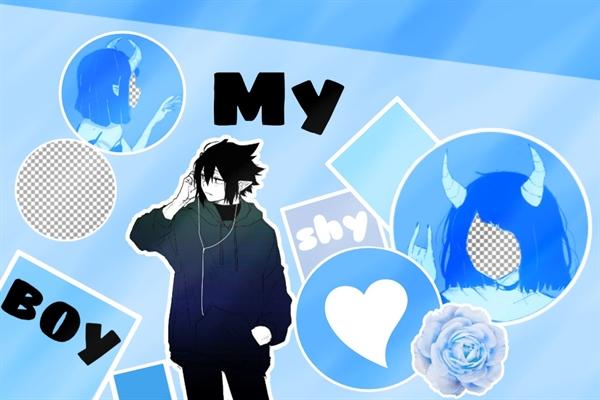 Fanfic / Fanfiction My shy boy-amajiki Tamaki