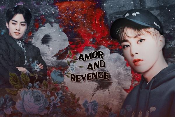 Fanfic / Fanfiction Amor and Revenge - Imagine Xiumin EXO