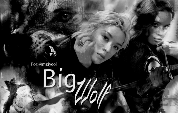 Fanfic / Fanfiction Big Wolf - Imagine Yuta (NCT)