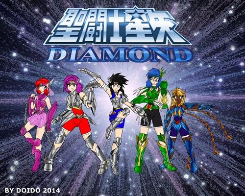 Fanfic / Fanfiction Saint Seiya Diamond
