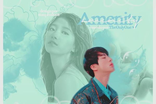 Fanfic / Fanfiction Amenity - Jin (BTS)