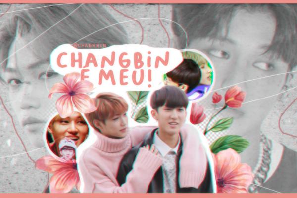 Fanfic / Fanfiction Changbin é meu!