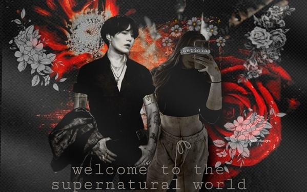 Fanfic / Fanfiction IMAGINE YOONGI-SOBRENATURALwelcome to the supernatural world