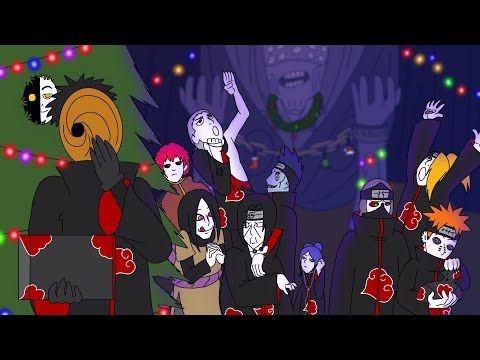 Fanfic / Fanfiction O Amigo Oculto Da Akatsuki