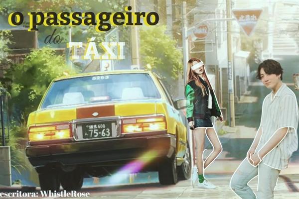 Fanfic / Fanfiction O passageiro do táxi - Jeon jungkook