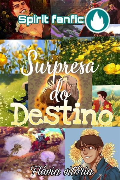 Fanfic / Fanfiction Surpresa do Destino
